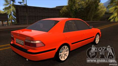 Mazda 626 Stock for GTA San Andreas left view