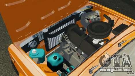 Vaz-21043 v1.0 for GTA 4 upper view