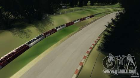 Nordschleife Circuit v1.0 [Beta] for GTA 4 forth screenshot