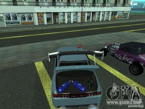 Toyota Carina ED  DRFT for GTA San Andreas