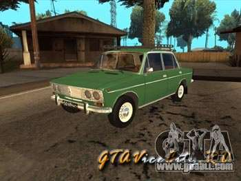 VAZ 2103 for GTA San Andreas