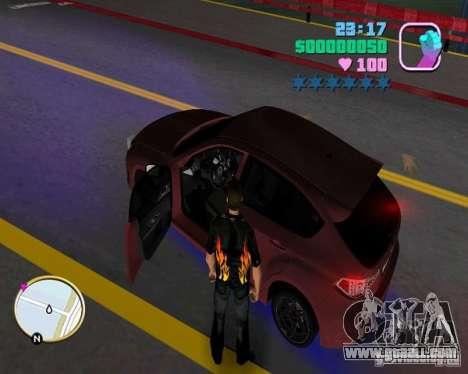 Subaru Impreza WRX STI for GTA Vice City