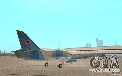 L-39 Albatross for GTA San Andreas right view