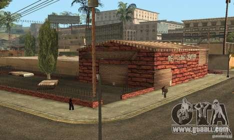 Grove Street 2013 v1 for GTA San Andreas forth screenshot