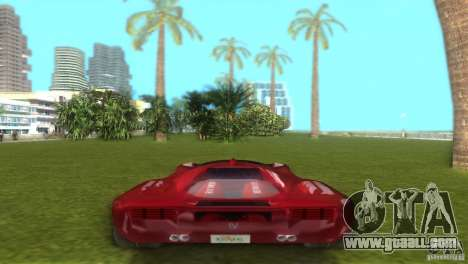 Neural for GTA Vice City left view