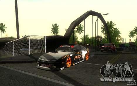 Nissan Silvia RPS13 Noxx for GTA San Andreas