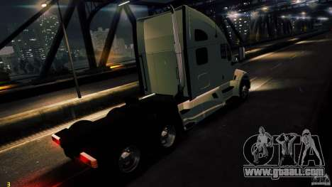 Kenworth T700 2010 Final for GTA 4 left view