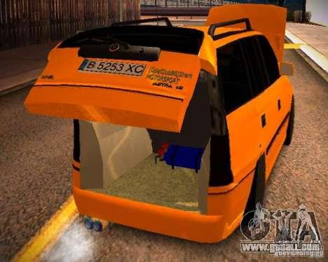 Opel Astra GSI Caravan for GTA San Andreas side view