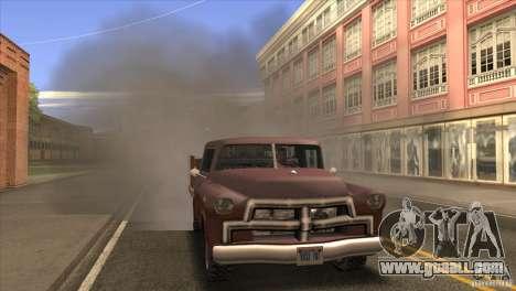 Diesel v 2.0 for GTA San Andreas second screenshot