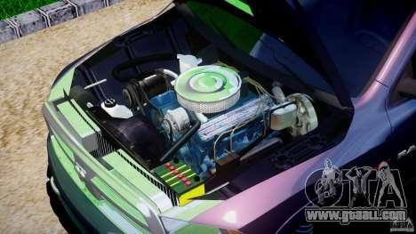 Dodge Ram 3500 2010 Monster Bigfut for GTA 4 right view