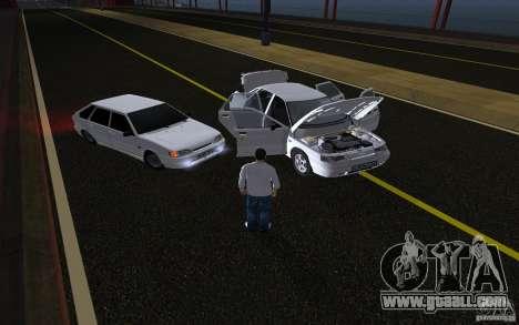 Remote lock car v3.6 for GTA San Andreas third screenshot