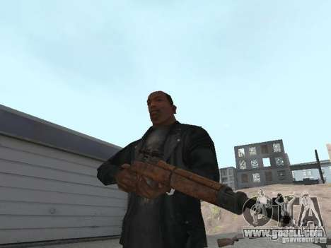Springfield M1903 for GTA San Andreas third screenshot
