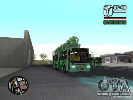 Caio Induscar Apache S22 MB OF-1722M for GTA San Andreas inner view