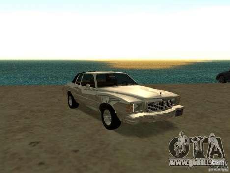 GFX Mod for GTA San Andreas third screenshot