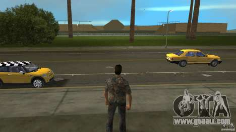 Bundeswehr Skin for GTA Vice City second screenshot