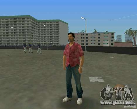 Tommy in HD + new model for GTA Vice City fifth screenshot