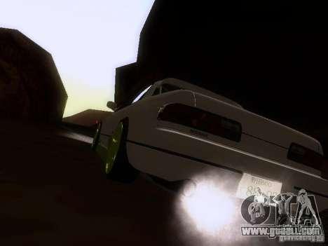Nissan Silvia S13 Drift Style for GTA San Andreas