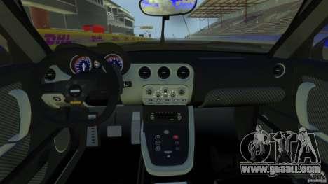 Alfa Romeo 8C Competizione Body Kit 2 for GTA 4 back view