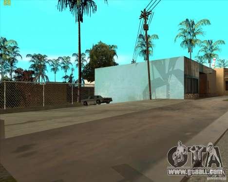 Car in Grove Street for GTA San Andreas sixth screenshot