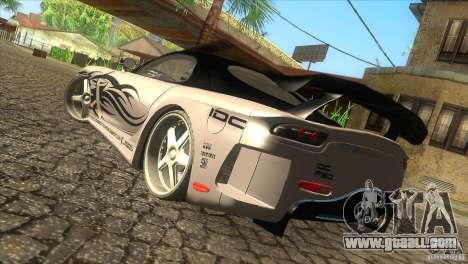 Mazda RX-7 Veilside Logan for GTA San Andreas left view