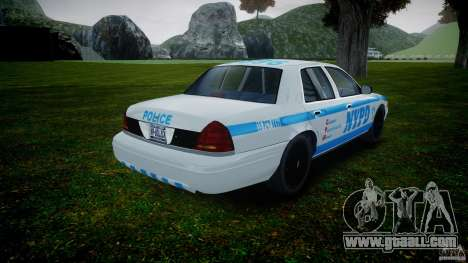 Ford Crown Victoria 2003 v.2 NOoSe for GTA 4 side view