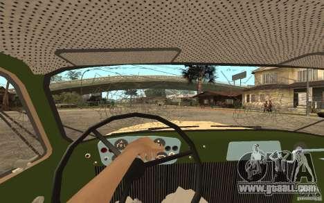 Gaz-52 for GTA San Andreas