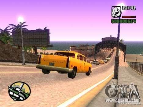 Timecyc BETA 2.0 for GTA San Andreas sixth screenshot