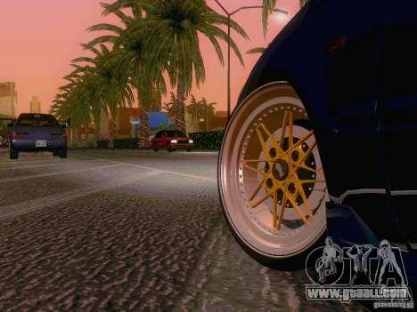 Honda Civic JDM Hatch for GTA San Andreas back view