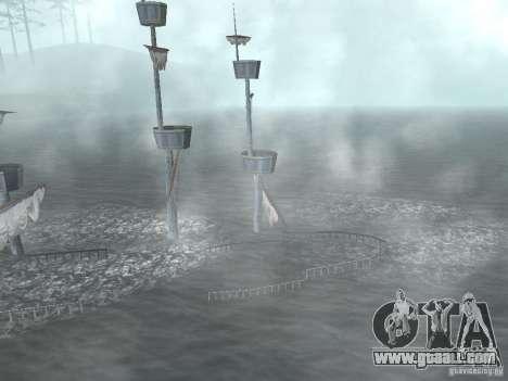 Pirate ship for GTA San Andreas fifth screenshot