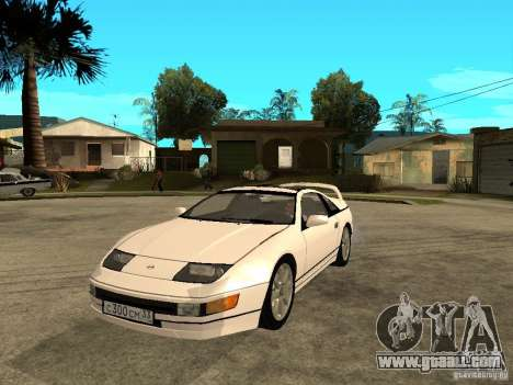 Nissan 300 ZX for GTA San Andreas