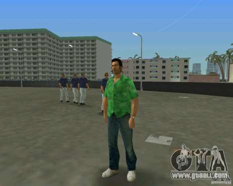 Tommy in HD + new model for GTA Vice City forth screenshot