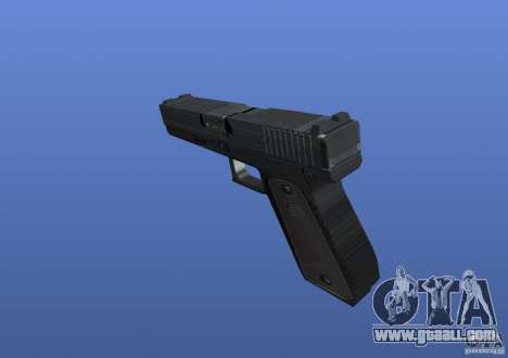 Glock for GTA 4 second screenshot