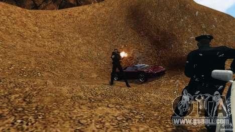 Bullet Time for GTA 4 fifth screenshot