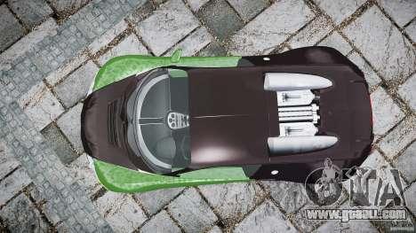 Bugatti Veyron 16.4 for GTA 4