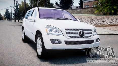 Mercedes-Benz GL450 for GTA 4