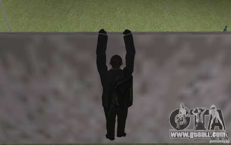 Animation of GTA IV v 2.0 for GTA San Andreas twelth screenshot