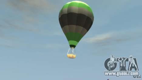 Balloon Tours option 3 for GTA 4 left view