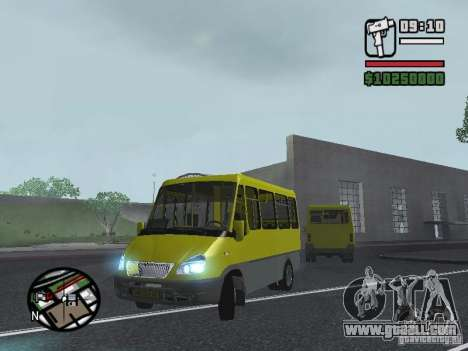 2215 DOLPHIN DATABASE for GTA San Andreas inner view