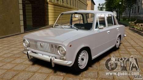 Vaz-2101 Stock for GTA 4