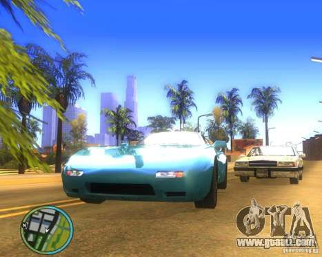 ENB Summer Version for GTA San Andreas second screenshot