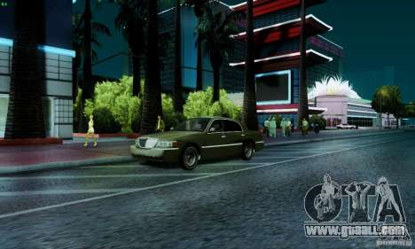 Marty McFly ENB 2.0 California Sun for GTA San Andreas sixth screenshot