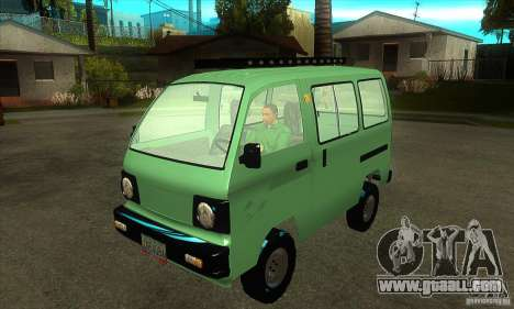Suzuki Carry 1993 for GTA San Andreas