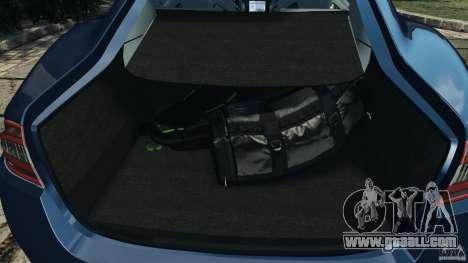 Jaguar XKR-S Trinity Edition 2012 v1.1 for GTA 4