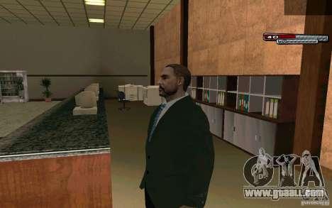 Mayor HD for GTA San Andreas second screenshot