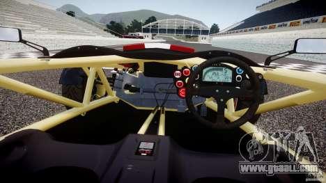 Ariel Atom 3 V8 2012 Custom Mugen for GTA 4 right view