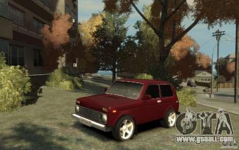 VAZ 21214 Niva for GTA 4