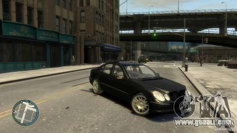 Mercedes-Benz E55 W211 for GTA 4