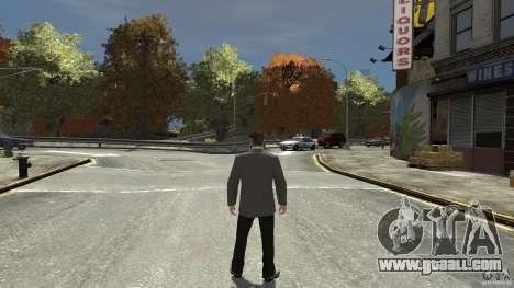 Black jeans for GTA 4 third screenshot