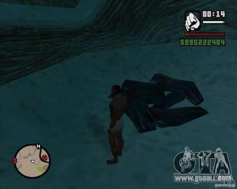 Cowboy duel for GTA San Andreas sixth screenshot