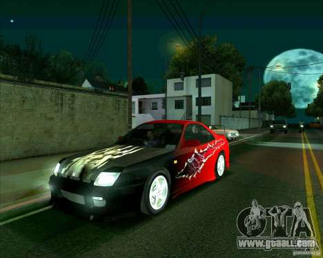 Honda Prelude with tuning for GTA San Andreas
